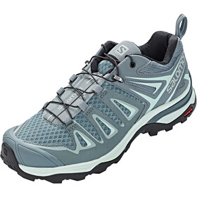 Salomon X Ultra 3 Schoenen Dames, lead/stormy weather/canal blue